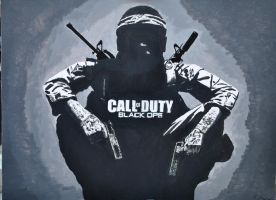 Call of Duty Paint by Max-Zorin