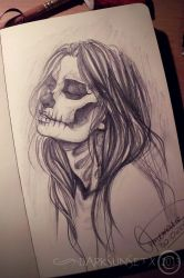 Rise Of The Dead [Sketch] by xXxDarkSunsetxXx