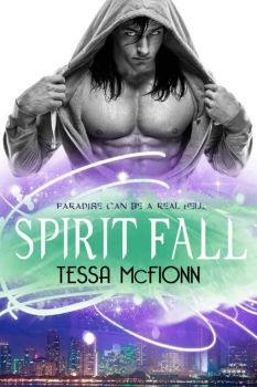 Client Book Cover: SPIRIT FALL by Tessa McFionn by DaniQuickDraw