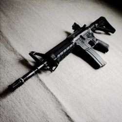 Smith And Wesson MP15 Magpul MOE (Airsoft) by ColtM4A2