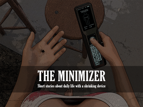 THE MINIMIZER - Cover by MShrinker