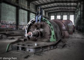Urbex is my Passion by stengchen