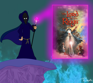 Cloaked Critic Reviews Lord of the Rings (1978) by TheUnisonReturns