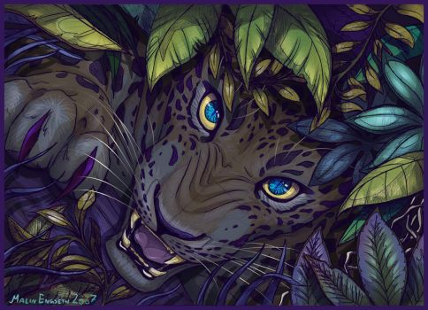 Leoparden by tigon