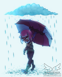 Rainy Day Brella (8 11 2017) by theskywaker