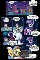 Prologue: My World - Page 09 by theinexplicablebrony