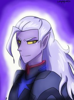 Lotor by YumiKohiChan
