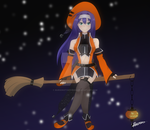 [Misc] Witch Mia by BurningTiger9000