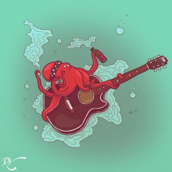 Rocktopus by Ross-Vlixes