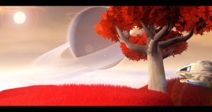 Red Planet by Kristergs
