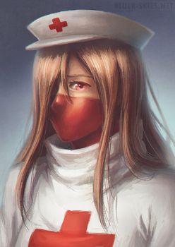 Miss Nurse by Kaorien