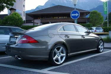 Mercedes-Benz CL63 Amg by ShadowPhotography