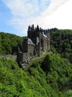 Castle Eltz by JanuaryGuest
