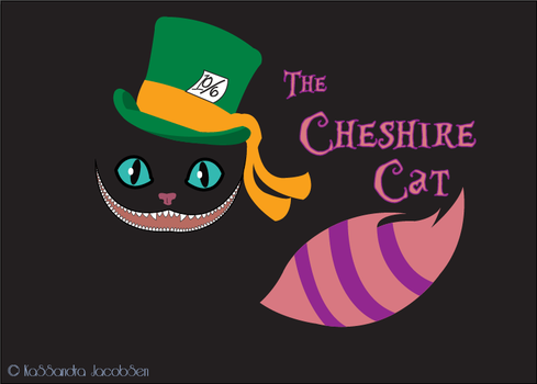 The Cheshire Cat by j0wey