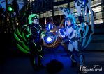 BC17 - Queen of Ghosts Kerrigans and a Probius by BlizzardTerrak