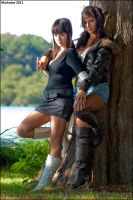 Forest girls 03 by Markotxe