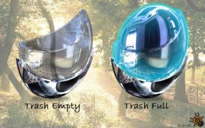 Trash empty and full by Kavel-WB