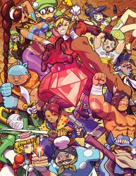 Welcome To The Power Stone War by Robaato
