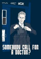 Somebody call for a doctor? by Pelecymus