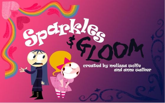 Presenting-SPARKLES AND GLOOM by Frederator-Studios