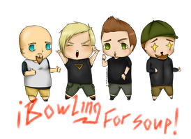 Bowling For Soup by DaniiRoo