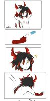 Don't drop that soap! ivlis and satanick by moonplata