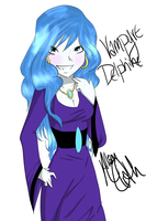 .:Vampyre Delphine:. by Orthgirl123