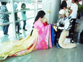 Inuyasha part 04 by seawaterwitch