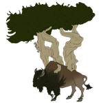 Bristlecone Pine - Elder Council by Blusl