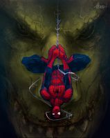 The Amazing Spiderman by Dariyen