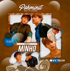 +Pack Png SHINee|Minho 02 by Pohminit