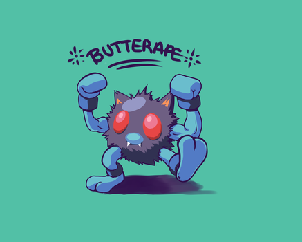 Its Time For Butterape by KingofLions