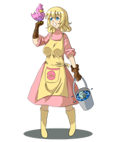 RR: Pokemon breeder Meredith