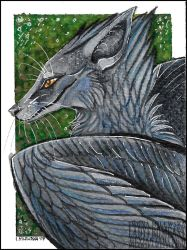 ACEO: Kelshray by LadyFromEast