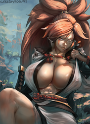 baiken #4 by cutesexyrobutts