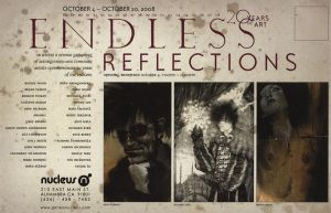 Endless Reflections Flyer by emonic1