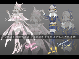[OPEN - OTA w/ AB] Outfit Batch by lucent-story