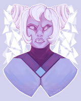 Su | Holly Blue Agate | Speedpaint by DragonWarriorCat