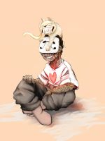 OFF - Zacharie by ZoeDraws