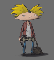 Hey, Arnold.. by cpmilans