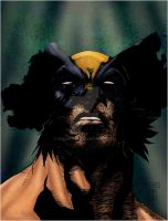 Wolvie by Mich974