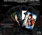 iPod Touch-iPhone 1st WP Pack by Sangiev