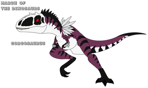 March of the Dinosaurs - day 25 by Absol989