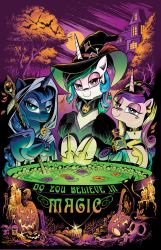 MLP Issue 71- The Three Witches of Halloween