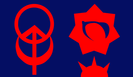 Xakawese Tactical Oceanic Commission Flag by XarTario