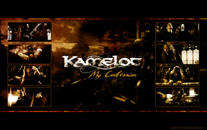 Kamelot - My Confession - Wallpaper by xandra73