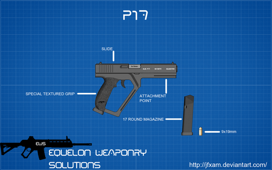 (EWS) P-17 Blueprint by JFXAM