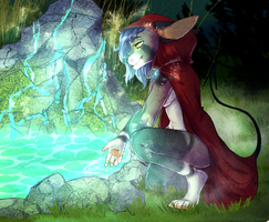 Magic Source by Peggie-Sued
