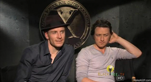 Fassy and McAvoy by tombraidergal