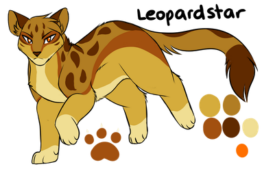 Leopardstar by flash-the-artist